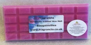 85 gram Highly Scented Wax Melt bar (BOUGAINVILLEA)